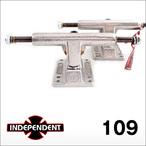 Independent【インデペンデント】スケボートラック stage 11 T-Hanger Silver Trucks 109