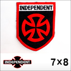 Independent【インデペンデント】ワッペン Infantry Emblem 7cm×8cm