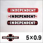 independent【インデペンデント】ステッカー BAR 50