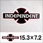 independent【インデペンデント】ステッカー ODBC 153