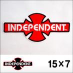 independent【インデペンデント】ワッペン ODBC 15