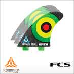 KOMUNITY project【コミュニティプロジェクト】KP2.0 FCS 3fin(ダークグリーン)