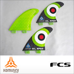KOMUNITY project【コミュニティプロジェクト】フィン KP 2.0 Thruster Fin Set (FCS)