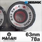 Magari【マガリ】by Seismic【セイスミック】ウィール MagariWheel2 63mm/78A