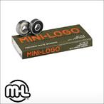 MINILOGO【ミニロゴ】ベアリング Mini Logo Bearing 8mm 8pk