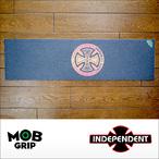 Mob Grip【モブグリップ】デッキテープ グリップテープ Independent【インデペンデント】FOUNTAIN(Orange)