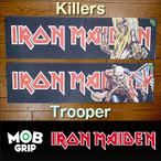 Mob Grip【モブグリップ】×IRON MAIDEN【アイアン・メイデン】コラボ デッキテープ グリップテープ