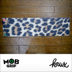 Mob Grip【モブグリップ】デッキテープ グリップテープ KRUX【クラックス】LEOPARD
