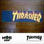 Mob Grip【モブグリップ】デッキテープ グリップテープ THRASHER【スラッシャー】FLAME LOGO