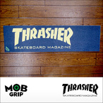 Mob Grip【モブグリップ】デッキテープ グリップテープ THRASHER【スラッシャー】SKATE MAG YELLOW