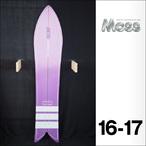 【16-17】MOSS SNOWSTICK【モス スノースティック】スノーボード PQ54