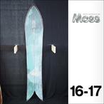 【16-17】MOSS SNOWSTICK【モス スノースティック】スノーボード PQ60