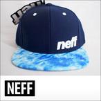 NEFF【ネフ】キャップ DAILYPATTERN (Navy/Acid)