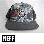 NEFF【ネフ】メッシュキャップ HEIDI (Black)