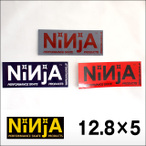 ninja【ニンジャ】ステッカー