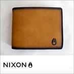 NIXON【ニクソン】二つ折り財布 ARC BI-FOLD WALLET(Tan)