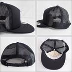 NIXON【ニクソン】メッシュキャップ CAJON TRUCKER HAT (Black)