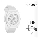 NIXON【ニクソン】時計 THE TIME TELLER P (All White Shadow)
