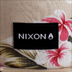 NIXON【ニクソン】キャップ TROPICS SNAPBAC PARADISE