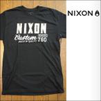 Nixon【ニクソン】Tシャツ BUILD BLACK