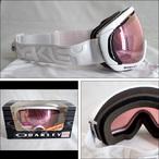 OAKLEY【オークリー】ゴーグル CANOPY【キャノピー】 Factory Pilot Whiteout / Prizm Hi Pink Iridium (アジアンフィット)