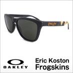 OAKLEY【オークリー】 Frogskins【フロッグスキン】ERIC KOSTON【エリック コストン】(Matte Black Camo/Dark Grey)