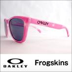 OAKLEY【オークリー】サングラス Frogskins Wildberry n'Milk/Grey
