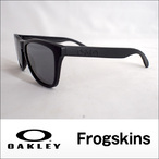 OAKLEY【オークリー】 Frogskins【フロッグスキン】(Covert Matte Black w/Black Iridium)