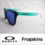OAKLEY【オークリー】 Surf Collection Frogskins【フロッグスキン】(Blue/sapphire iridium)