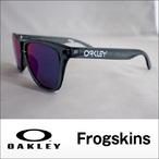OAKLEY【オークリー】 Frogskins【フロッグスキン】Asia Fit(Drystal Black/+Red Iridium)
