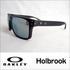 OAKLEY【オークリー】Holbrook【ホルブロック】(matte black/emerald iridium)