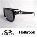 OAKLEY【オークリー】Holbrook【ホルブロック】(polished black/black iridium polarized)