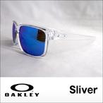 OAKLEY【オークリー】Sliver【スリバー】(Polished Clear/Sapphire iridium)