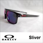 OAKLEY【オークリー】Sliver【スリバー】偏光レンズ(Gray smoke/RedIridium polarized)
