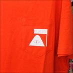 Poler Camping Stuff【ポーラーキャンピングスタッフ】Tシャツ SUMMIT POCKET TEE (Burnt Orange) サイズ:M
