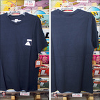 Poler Camping Stuff【ポーラーキャンピングスタッフ】Tシャツ SUMMIT POCKET TEE (Navy) サイズ:S