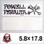 POWELL【パウエル】ステッカー P/P VATO RAT
