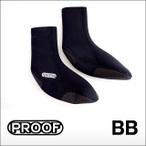 PROOF【プルーフ】ボディーボード 冬用ブーツ型起毛ソックス(2mm)