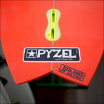 PYZEL【パイゼル】サーフボード SLAB-2 5'8×18.75×2.31