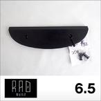 RAD RAILZ【ラッドレイルズ】テールガード TAIL SKID 6.5 (Black)