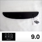 RAD RAILZ【ラッドレイルズ】テールガード TAIL SKID 9.0 (Black)