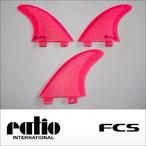 ratio【レイシオ】フィン RS-05 FCS(ネオンピンクメッシュ)