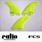 ratio【レイシオ】フィン RS-05 FCS(ネオンイエローメッシュ)