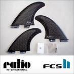 ratio【レイシオ】フィン RST-CO FCS II(ブラックメッシュ)