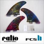 ratio【レイシオ】フィン RST-MF L FCS II(マルチタイダイスカル)