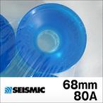 SEISMIC【セイスミック】ウィール WHEEL 3DM-brand AVALON (Clear Blue) 68mm/80A