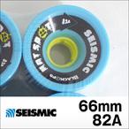 SEISMIC【セイスミック】ウィール WHEEL HOTSPOT (Blue) 66mm/82A