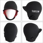 SURF8【サーフエイト】サーフキャップ (国産) 3MM キャップ メッシュ/SMC マグマコア