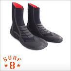 SURF8【サーフエイト】サーフブーツ スプリットソール ブーツ 遠赤ジャージ 3mm