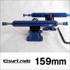 Surf Rodz【サーフロッド】スケボートラック TKP 159 (Blue/Blue)ベアリング無し